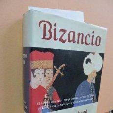 Libros de segunda mano: BIZANCIO. LAWHEAD, STEPHEN. ED. EMECÉ. BARCELONA 1998. Lote 112698655