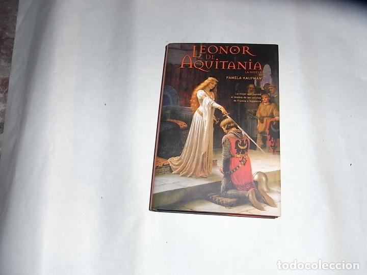 PAMELA KUUFMAN. LEONOR DE AQUITANIA, EDICIONES B (Libros de Segunda Mano (posteriores a 1936) - Literatura - Narrativa - Otros)