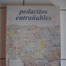 Libros de segunda mano: PEDACITOS ENTRAÑABLES, DE MOHAMED LAHCHIRI. IMPRIMERIE SERAR, 1994. 1ª EDICIÓN ABSOLUTA. . Lote 132189534