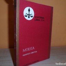 Libros de segunda mano: MIREIA / FEDERICO MISTRAL. Lote 112999187