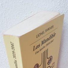 Libros de segunda mano: LOS MANDIBLE, UNA FAMILIA: 2029 - 2047 - LIONEL SHRIVER - ANAGRAMA - PANORAMA DE NARRATIVAS. Lote 113066678