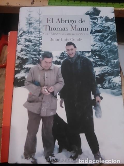 El abrigo de thomas mann