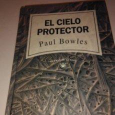 Libros de segunda mano: EL CIELO PROTECTOR .PAUL BOWLESS ( RBA ). Lote 113120795