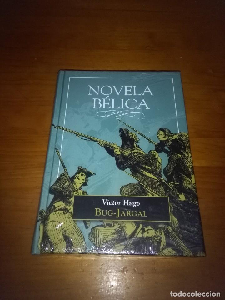 NOVELA BÉLICA. BUG JARGAL. VICTOR HUGO. NUEVA PRECINTADA. EST11B3 (Libros de Segunda Mano (posteriores a 1936) - Literatura - Narrativa - Otros)