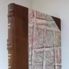 Libros de segunda mano: INDIANA JONES Y EL TEMPLO MALDITO (1ª EDICIÓN, 1985) / JAMES KAHN ¡BONITA ENCUADERNACIÓN ARTESANAL!. Lote 113615471