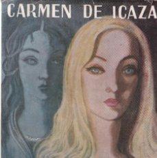 Libros de segunda mano - CARMEN DE ICAZA - EL TIEMPO VUELVE - MADRID 1945 - 114160047