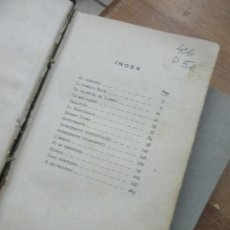 Libros de segunda mano: LIBRO LA MONTSERRAT L-8136-338. Lote 114296775