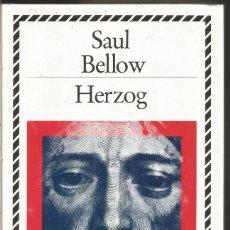 Libros de segunda mano: SAUL BELLOW. HERZOG. CIRCULO DE LECTORES BIBLIOTECA DE PLATA. Lote 114655991