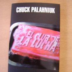 Libros de segunda mano: EL CLUB DE LA LUCHA - CHUCK PALAHNIUK. Lote 114871583
