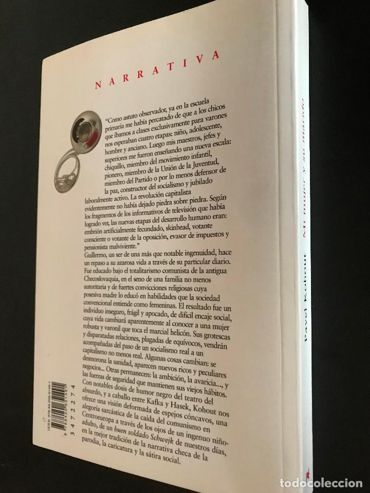 Libros de segunda mano: PAVEL KOHOUT MI MUJER Y SU MARIDO - Foto 3 - 114901387