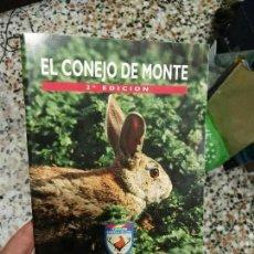 Libros de segunda mano: LIBRO EL CONEJO DE MONTE . Lote 115079891