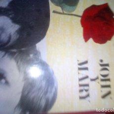 Libros de segunda mano: JOHN Y MARY ··· MERVYN JONES .. Lote 115092187