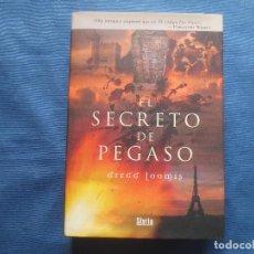 Libros de segunda mano: EL SECRETO DE PEGASO / GREGG LOOMIS. Lote 115173751