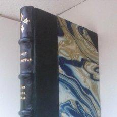 Libros de segunda mano: ADIÓS A LAS ARMAS (1965) / ERNEST HEMINGWAY. CÍRCULO DE LECTORES ¡¡ ENCUADERNACIÓN ARTESANAL !!. Lote 115615639