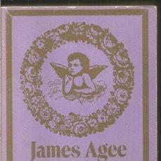 Libros de segunda mano: JAMES AGEE. UNA MUERTE EN LA FAMILIA. EDHASA. Lote 116097619