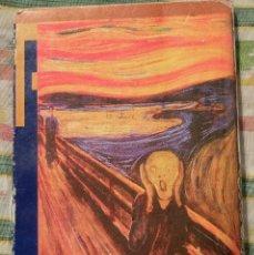 Libros de segunda mano: EL TUNEL DE ERNESTO SABATO CURIOSA EDICION - PORTADA EL GRITO DE MUNCH. Lote 116166031