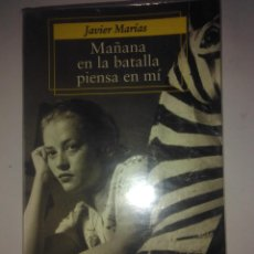 Libros de segunda mano: MAÑANA EN LA BATALLA PIENSA EN MI . JAVIER MARIAS ( ALFAGUARA BOLSILLO ). Lote 116169467