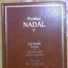 Libros de segunda mano: 603-CONVERSACIÓN SOBRE LA GUERRA / NARCISO / EL INGENIOSO HIDALGO Y POETA FEDERICO. Lote 54778310