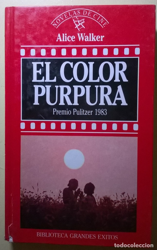 831-el color purpura-walker, alice - Comprar en todocoleccion - 54406133