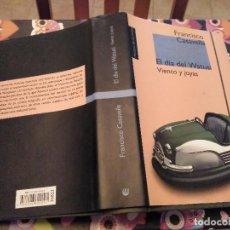 Libros de segunda mano: IMPECABLE TOMO FRANCISCO CASAVELLA EL DEL WATUSI VIENTO Y JOYAS CIRCULO DE LECTORES 2003 . Lote 116820307