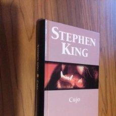 Libros de segunda mano: CUJO. STEPHEN KING. RBA. TAPA DURA. BUEN ESTADO. Lote 116857091