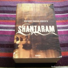 Libros de segunda mano: SHANTARAM. GREGORY DAVID ROBERTS. EDITORIAL UMBRIEL. Lote 117654831