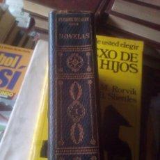 Libros de segunda mano: PIERRE BENOIT, NOVELAS TOMO I .PLANETA 1958. Lote 117698939