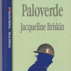 Libros de segunda mano: JACQUELINE BRISKIN - PALOVERDE - EDITORIAL SALVAT 1994. Lote 117701251