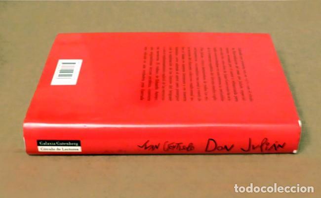 Libros de segunda mano: DON JULIÁN - JUAN GOYTISOLO - DIBUJOS DE EDUARDO ARROYO - CÍRCULO DE LECTORES - Foto 2 - 118100603