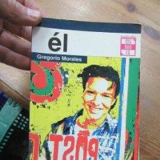 Libros de segunda mano: LIBRO ÉL GREGORIO MORALES ED. EPIGONO L-13773-211. Lote 118279407