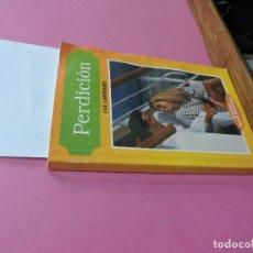 Libros de segunda mano: PERDICIÓN. LOMBARD, EVE. COL. NOVELA ROMÁNTICA. ED. DERSA. MADRID 1998. Lote 118436355