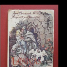 Libros de segunda mano: LEYENDAS DE AVILA. JOSE BELMONTE DIAZ. Lote 118718275