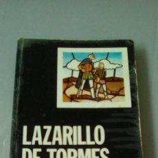 Libros de segunda mano: EL LAZARILLO DE TORMES. CATEDRA. Lote 118735035