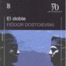 Libros de segunda mano: EL DOBLE. - DOSTOIEVSKI FIODOR.. Lote 119405534