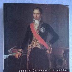 Libros de segunda mano: YO, EL REY / JUAN ANTONIO VALLEJO-NÁGERA / PREMIO PLANETA. Lote 119509615