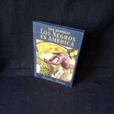 Libros de segunda mano: ELSA BRUNELLI - LOS NEGROS EN AMERICA - BIBLIOTECA BILLIKEN - ATLANTIDA SEGUNDA EDICION 1952. Lote 119861007