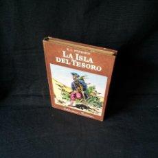 Libros de segunda mano: ROBERT LOUIS STEVENSON - LA ISLA DEL TESORO - BIBLIOTECA BILLIKEN - ATLANTIDA SEGUNDA EDICION 1958. Lote 119925247