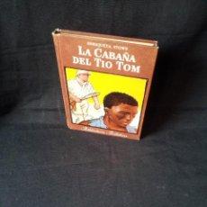 Libros de segunda mano: ENRIQUETA STOWE - LA CABAÑA DEL TIO TOM - BIBLIOTECA BILLIKEN - ATLANTIDA SEPTIMA EDICION 1960. Lote 119926047