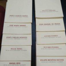 Libros de segunda mano: EN EL AULA JOSE MARIA VALVERDE. 23 LIBROS.. Lote 120028707