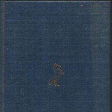 Libros de segunda mano: JULIO VERNE. OBRAS SELECTAS. CARROGGIO. Lote 120417243