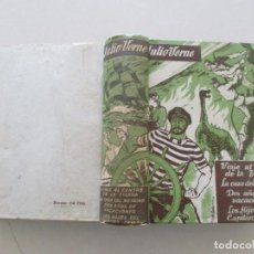 Libros de segunda mano: JULIO VERNE OBRAS COMPLETAS. TOMO I. RMT86247. Lote 120669331