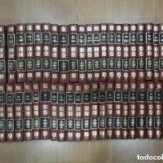 Libros de segunda mano: GRAN ANTOLOGIA DE LA LITERATURA UNIVERSAL DEL SIGLO XX - 50 TOMOS / ED. PLAZA&JANES / MUNDI. Lote 120857779