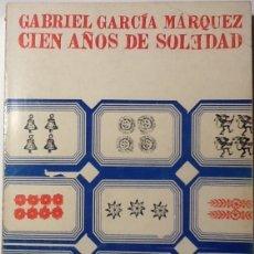 Libros de segunda mano: CIEN AÑOS DE SOLEDAD - EDITORIAL SUDAMERICANA. Lote 121056683