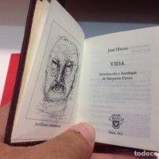 Libros de segunda mano: JOSÉ HIERRO. VIDA. CRISOL. 062. Lote 121103019