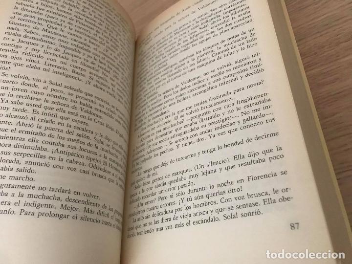 Libros de segunda mano: ALBERT COHEN. SOLAL. ANAGRAMA - Foto 2 - 121125283