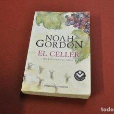 Libros de segunda mano: EL CELLER - NOAH GORDON - DEBOLSILLO - NO34. Lote 121152211