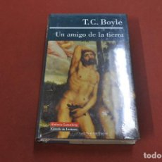Livros em segunda mão: UN AMIGO DE LA TIERRA - T.C. BOYLE - TAPA DURA - NOB. Lote 121153599