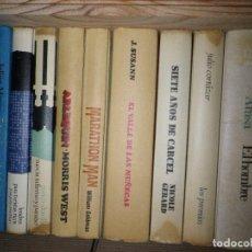 Libros de segunda mano: 30 NOVELAS CIRCULOS DE LECTORES . Lote 121337155