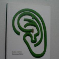 Libros de segunda mano: TODO SUENA. SILVA LORENZO. 2012. Lote 121353831