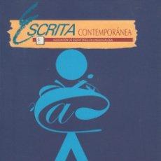 Libros de segunda mano: A CRÍTICA LITERARIA GALEGA. ESCRITA CONTEMPORÁNEA. ASOCIACIÓN ESCRITORES LINGUA GALEGA, 2008. Lote 121439419